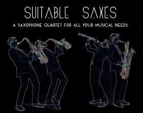Suitable Saxes_Drinks Reception Music_Ireland