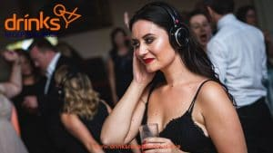 silent disco music entertainment wedding drinks reception