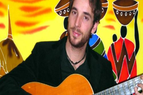 Award Winning Spanish Flamenco Guitarist based in Ireland
