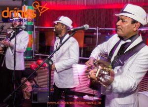 Havana Club Trio Drinks Reception Walkabout