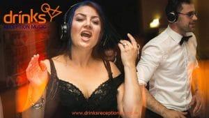 silent disco music entertainment wedding drinks reception