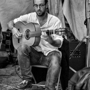 Juan Flamenco Spanish Guitar Guitarist Drinks Reception
